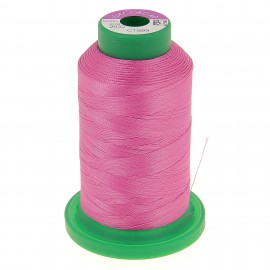 Cone of embroidery thread ISACORD40 1000m - candy pink