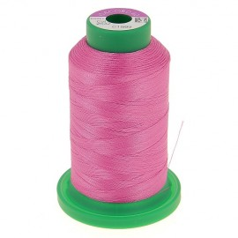 Cone of embroidery thread ISACORD40 1000m - light pink