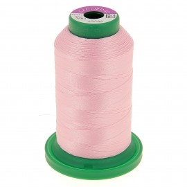 Cone of embroidery thread ISACORD40 1000m - ballerina pink