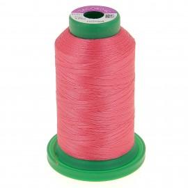 Cône de fil à broder ISACORD40 1000 m - rose blush