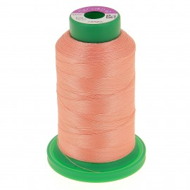 Cone of embroidery thread ISACORD40 1000m - light coral