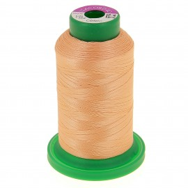 Cone of embroidery thread ISACORD40 1000m - light peach
