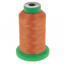 Cone of embroidery thread ISACORD40 1000m - ginger