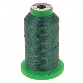 Cone of embroidery thread ISACORD40 1000m - pine green