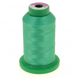 Cone of embroidery thread ISACORD40 1000m - meadow green
