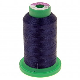 Cone of embroidery thread ISACORD40 1000m - navy blue