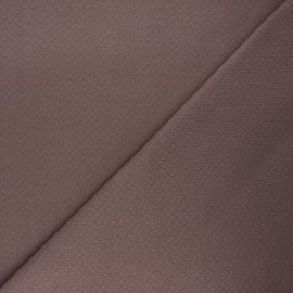 Double openwork fabric - taupe x 10cm