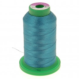 Cone of embroidery thread ISACORD40 1000m - south seas blue