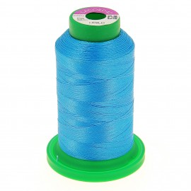 Cone of embroidery thread ISACORD40 1000m - sky blue