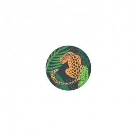 23 mm polyester button Amazonia - Juruena