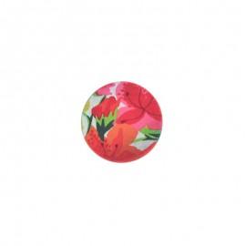 23 mm polyester button Amazonia - Managua
