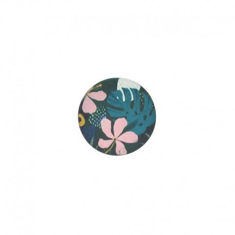 23 mm polyester button Amazonia - Panama