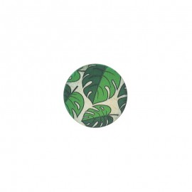 23 mm polyester button Amazonia - Cali