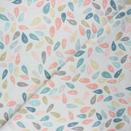 Cotton Dashwood Studio fabric - Leaves Elements x 10cm