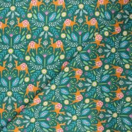 Cotton Dashwood Studio fabric - Dromedary Silk roads x 10cm