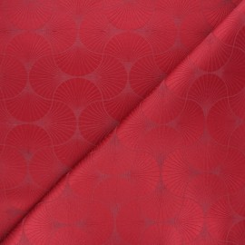 Jacquard fabric - grey Freda x 10cm