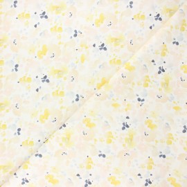 Dear Stella cotton fabric Meant to bee - white Abstract wash x 10cm