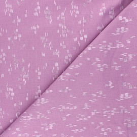 Cotton Steel cotton fabric Sundown - purple Haze x 10cm