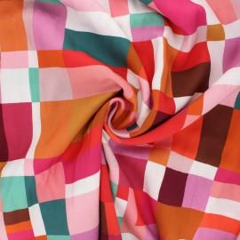 Tissu rayonne Dashwood studio Circle line - Austine x 10cm