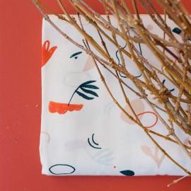 Tissu viscose Atelier Brunette - Sandstorm Off-white x 10cm