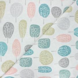 Tissu coton Dashwood Studio Elements - Trees x 10cm