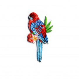 Thermocollant Tropical bird - Tropicabana