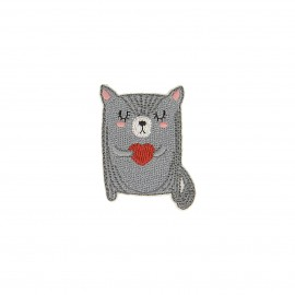 Thermocollant Sweet animals - Chat