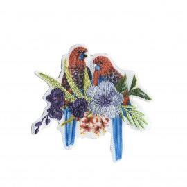 Thermocollant Jungle mood - perroquet