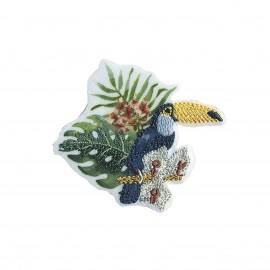 Thermocollant Jungle mood - toucan