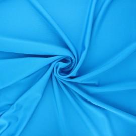 Tissu Lycra turquoise x 10cm