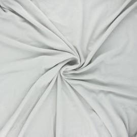 Viscose jersey fabric - light grey Anaya x 10 cm