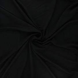 Viscose jersey fabric - black Anaya x 10 cm