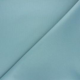 Tissu toile polyester imperméable souple Una - eucalyptus x 10cm