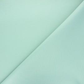 Tissu toile polyester imperméable souple Una - opaline x 10cm