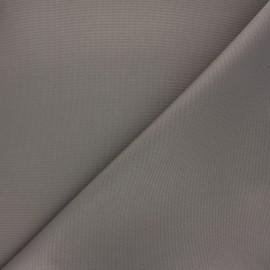 Waterproof canvas fabric - taupe Una x 10cm