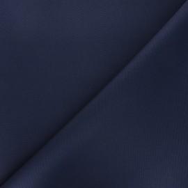Waterproof canvas fabric - navy blue Una x 10cm