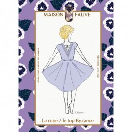 Patron robe/top Maison Fauve - Byzance