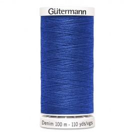 Jeans thread Gutermann 100 m - N°6690
