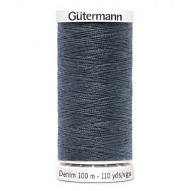 Jeans thread Gutermann 100 m - N°9336