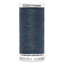 Jeans thread Gutermann 100 m - N°7635