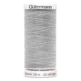 Bobine de Fil Jeans Gutermann 100 m - N°8765