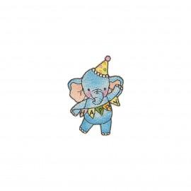 Thermocollant Artist animals - Happy elephant