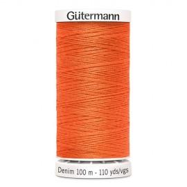 Bobine de Fil Jeans Gutermann 100 m - N°1770