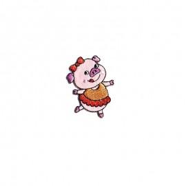 Thermocollant Dancing animals - Piggy