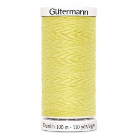 Jeans thread Gutermann 100 m - N°1380