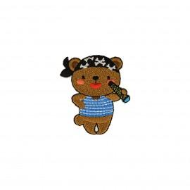 Thermocollant Pirate animals - Teddy