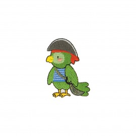 Thermocollant Pirate animals - Parrot