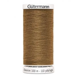 Jeans thread Gutermann 100 m - N°2000