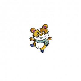 Thermocollant Dancing animals - Hamster