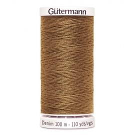 Jeans thread Gutermann 100 m - N°8955